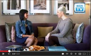 Liezel vd Westhuizen interviews masterchef finalist Kamini Pather on 48hOURSTV