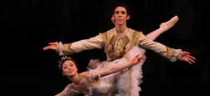 Top young ballerina to debut as Sleeping Beauty