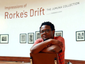 Impressions of Rorke's Drift exhibition at Durban Art Gallery
