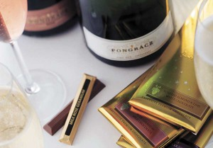 Add sparkle to the season with Pongrácz and chocolate pairings