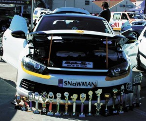 The best of the Cape Auto Show on display