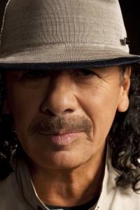 Enjoy an evening with Carlos Santana