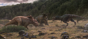 A-scene-from-'Walking-With-Dinosaurs'