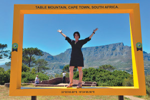 Signal Hill gets Table Mountain picture frame