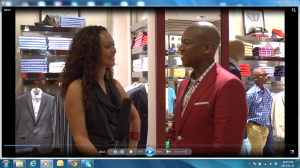 EP10 of The Next 48hOURS from the New Kurt Geiger Store in Cavendish