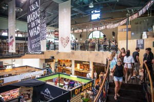 Take your taste buds on a culinary adventure at V&A Food Market
