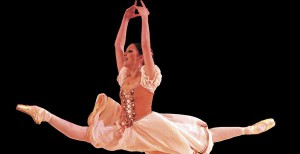Creme de la crème of international ballet talent competing in city