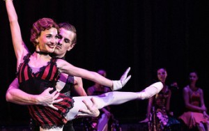 Cape Town City Ballet back at the Masque Theatre