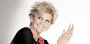 PJ Powers shows a different side to the icon