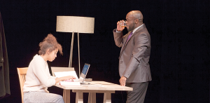 Kani's latest play is 'Missing…' a few elements