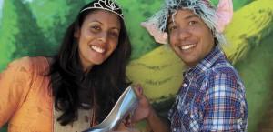 Family theatre fun with fairy tale classic
