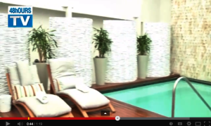 48hOURSTV -Features Armani Spa in Cape Town