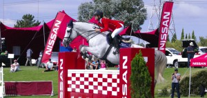 Equestrian excellence on show at Nissan Easter Festival