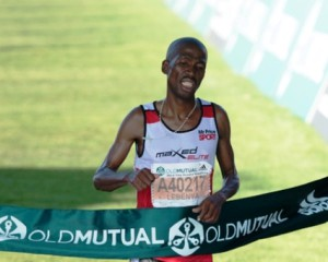 OLD MUTUAL TWO OCEANS MARATHON RECORDS STAND FIRM