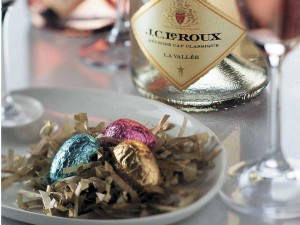 Easter Cap Classique indulgence at The House of J.C. Le Roux