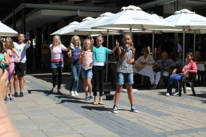 Get a flashmob together and win with Willowbridge