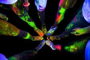 Get ready to glow at SA's 5km Neon Run