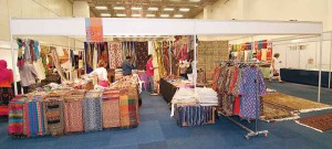 A taste of the East awaits at the Indian Shopping Expo