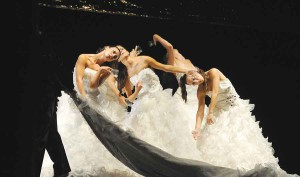 Local and international dance companies collaborate on the big stage