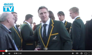 48hOURSTV at the Springbok Jersey Launch – #madeofSA