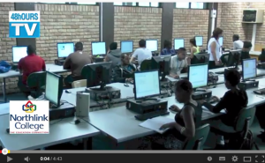 Northlink College Technology department featured on 48hOURSTV