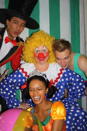 Kipper returns to Artscape in a circus adventure