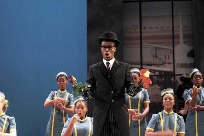 Zany comic opera boasts a wealth of local talent