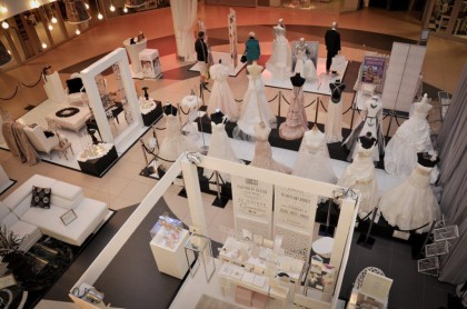 Plan that dream wedding by visiting Tyger Valley's Bridal Experience