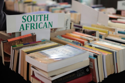 Cavendish Square Charity Book Sale now on