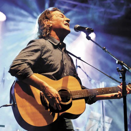 Classic hit-maker Albert Hammond to rock Grand Arena