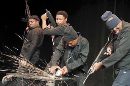 Tarantino of township theatre returns to Cape Town