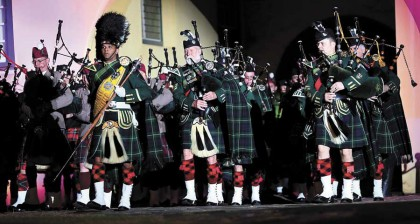 Castle to resound to melodious sounds of cannon fire – Cape Town Military Tattoo