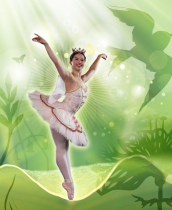 Brand new children's ballet Thumbelina for Artscape