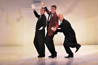 An evening of 'Perfect Nonsense' awaits at The Theatre on The Bay
