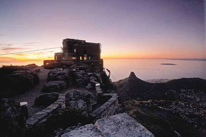 Spectacular Table Mountain Sunsets now at half price