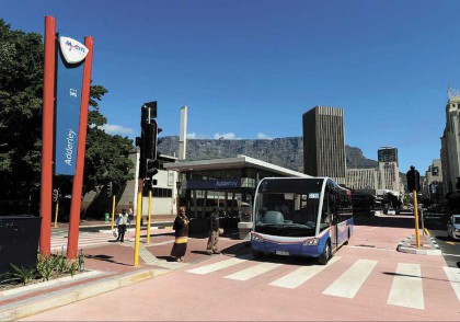 MyCiTi station in Adderley Street revolutionising city travel