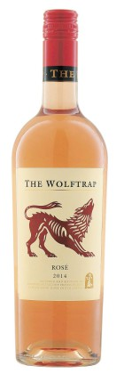 Tickled pink by The Wolftrap Rosé 2014