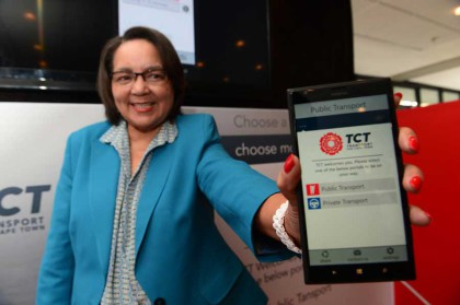 New mobile app sets benchmark for City of Cape Town