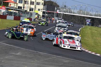 Season ending Championship racing at Killarney
