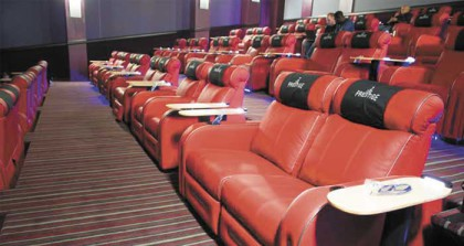 Ster-Kinekor brings its most luxurious cinema experience to Cavendish
