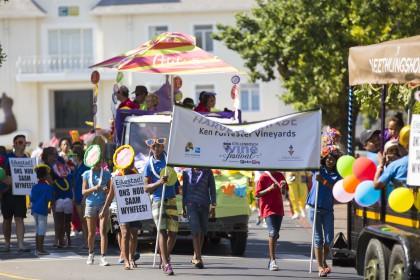 Stellenbosch Wine Festival kicks off in style