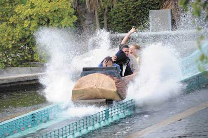 Ratanga Junction open for most weekends till end March