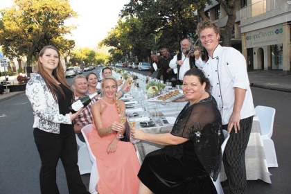 Wine Festival to highlight Stellenbosch region's culinary prowess