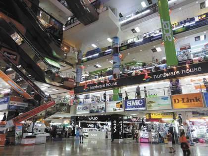 Pantip-Plaza-in-Bangkok-is-