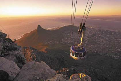 Final weeks of Table Mountain Sunset Special