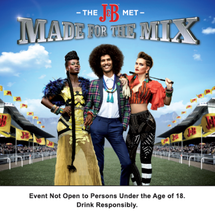 Win tickets to all the action at J&B Met 2015- All the winners here.