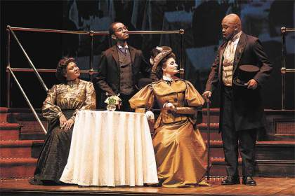 Orpheus is a bold new entry in the SA musical theatre cannon