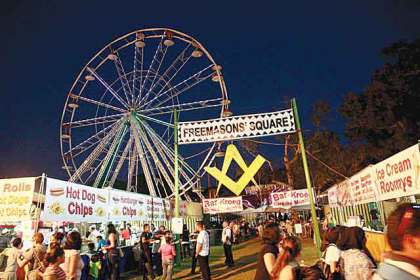 WIN tickets to the Community Chest Carnival