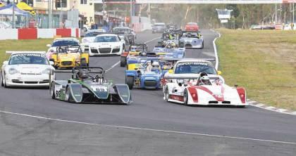 Power series racing returns to Killarney