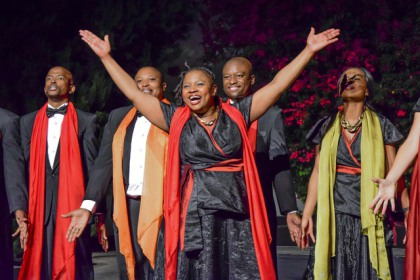 WIN WIN tickets to Afro Popera Festival with Cape Town Opera